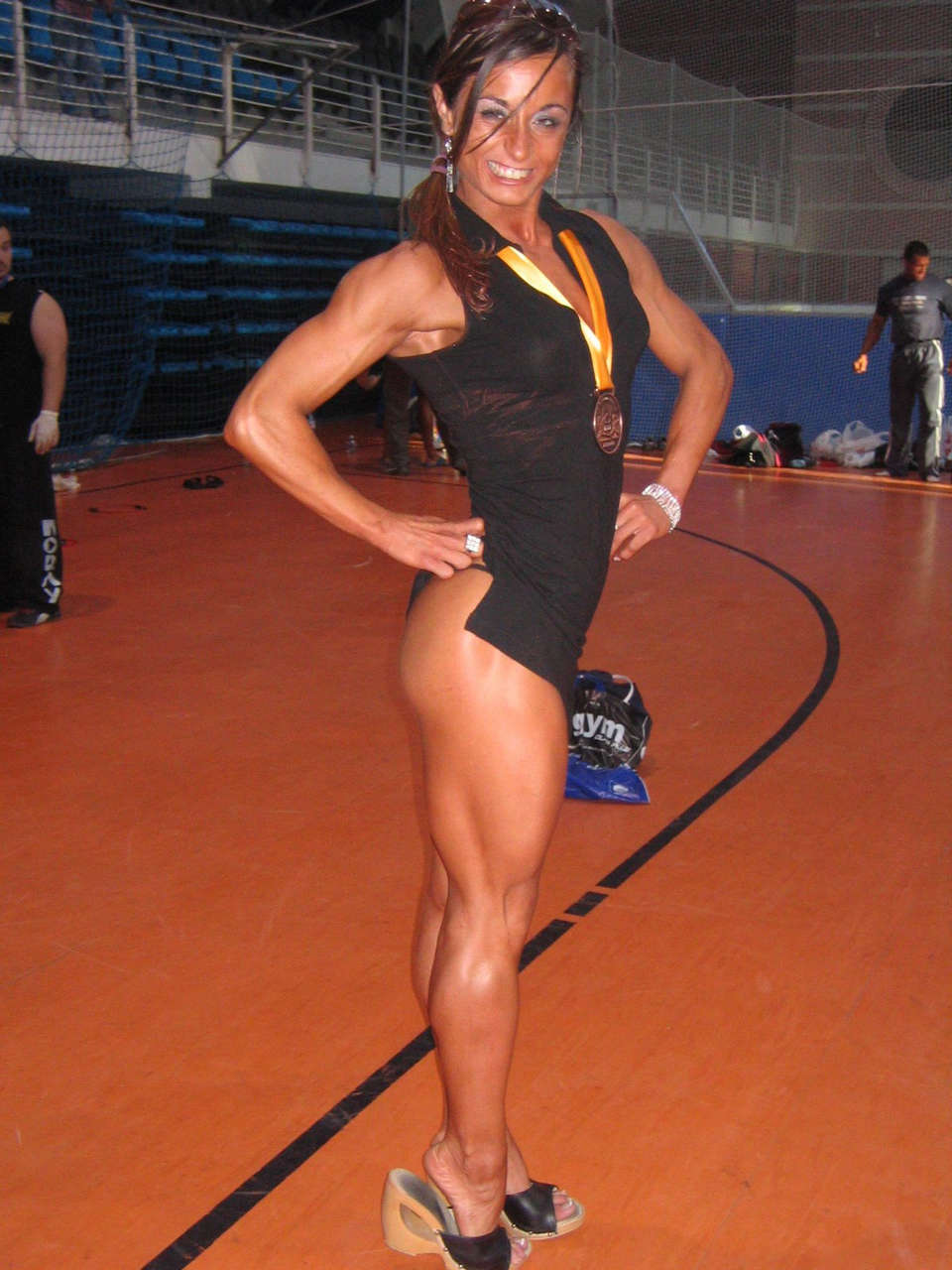 Loly Puertas Muscles