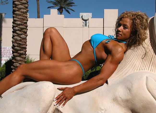 Mari Kudla Muscles