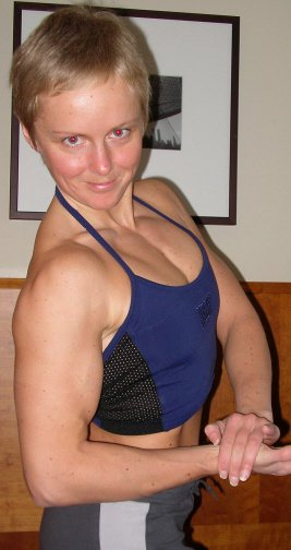 Maria Andersson Muscles