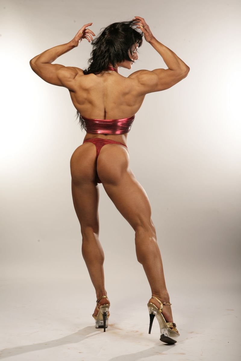Maria Stukova Muscles