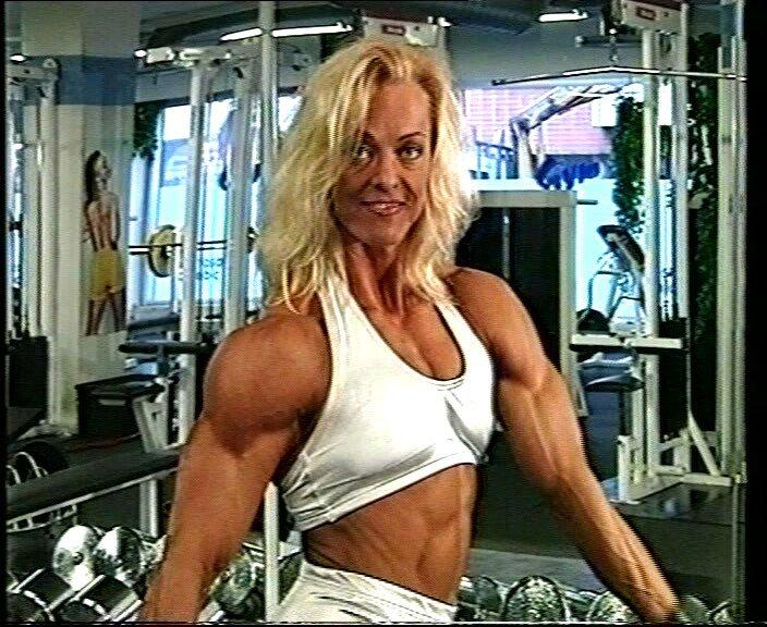Marja Kavala Muscles