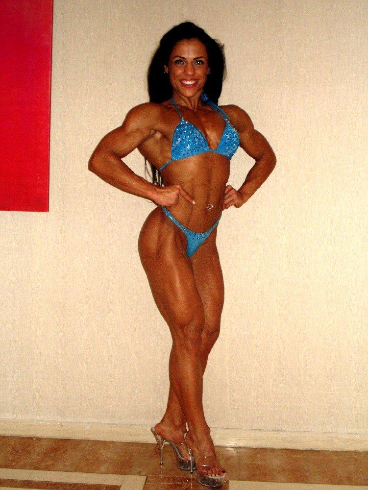 Mavi Gioia Muscles