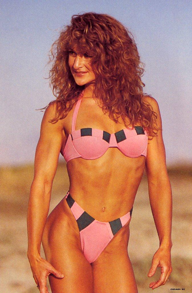 Mia Finnegan Muscles