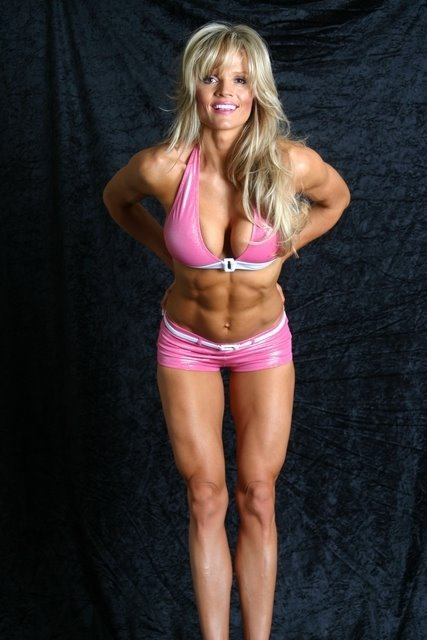 Michelle Berger Muscles