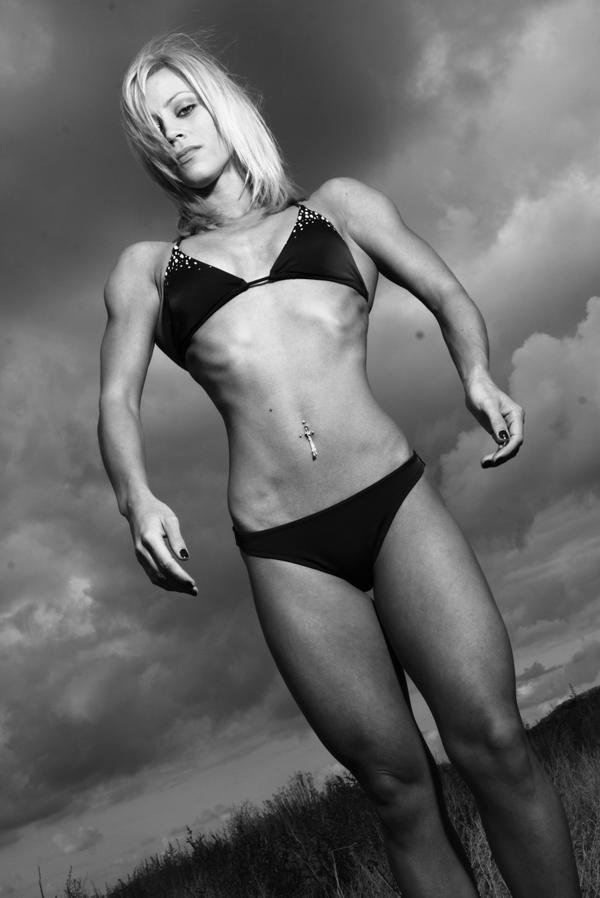 Michelle Krause Muscles