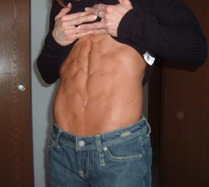 Mindi O Brien Muscles