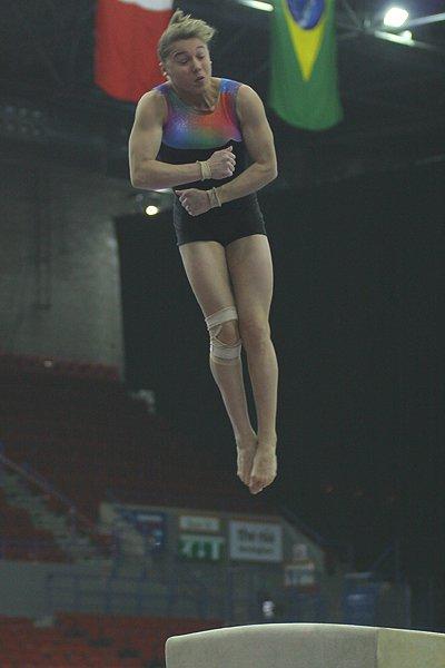 Monica Rosu Muscles
