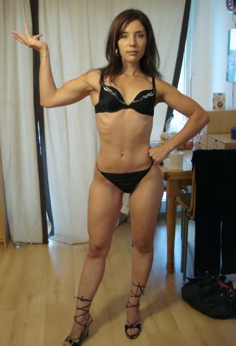 Musclette67 Muscles