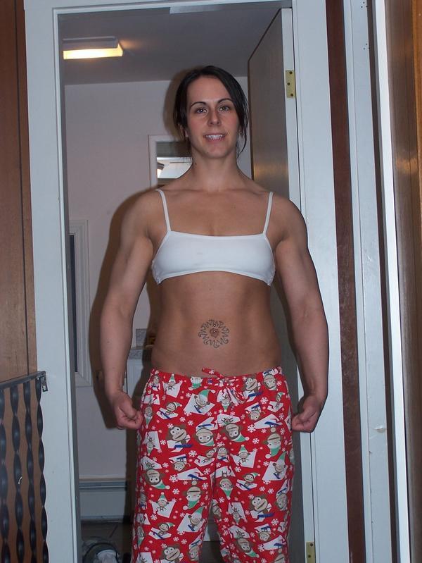 Nicole Krane Muscles