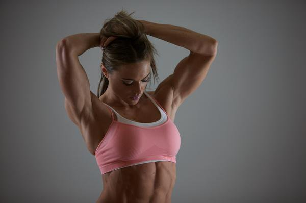 Rachel Cammon Muscles