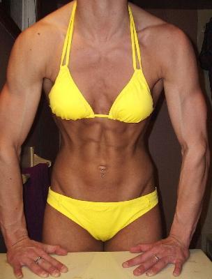 Roxy Rowe Muscles
