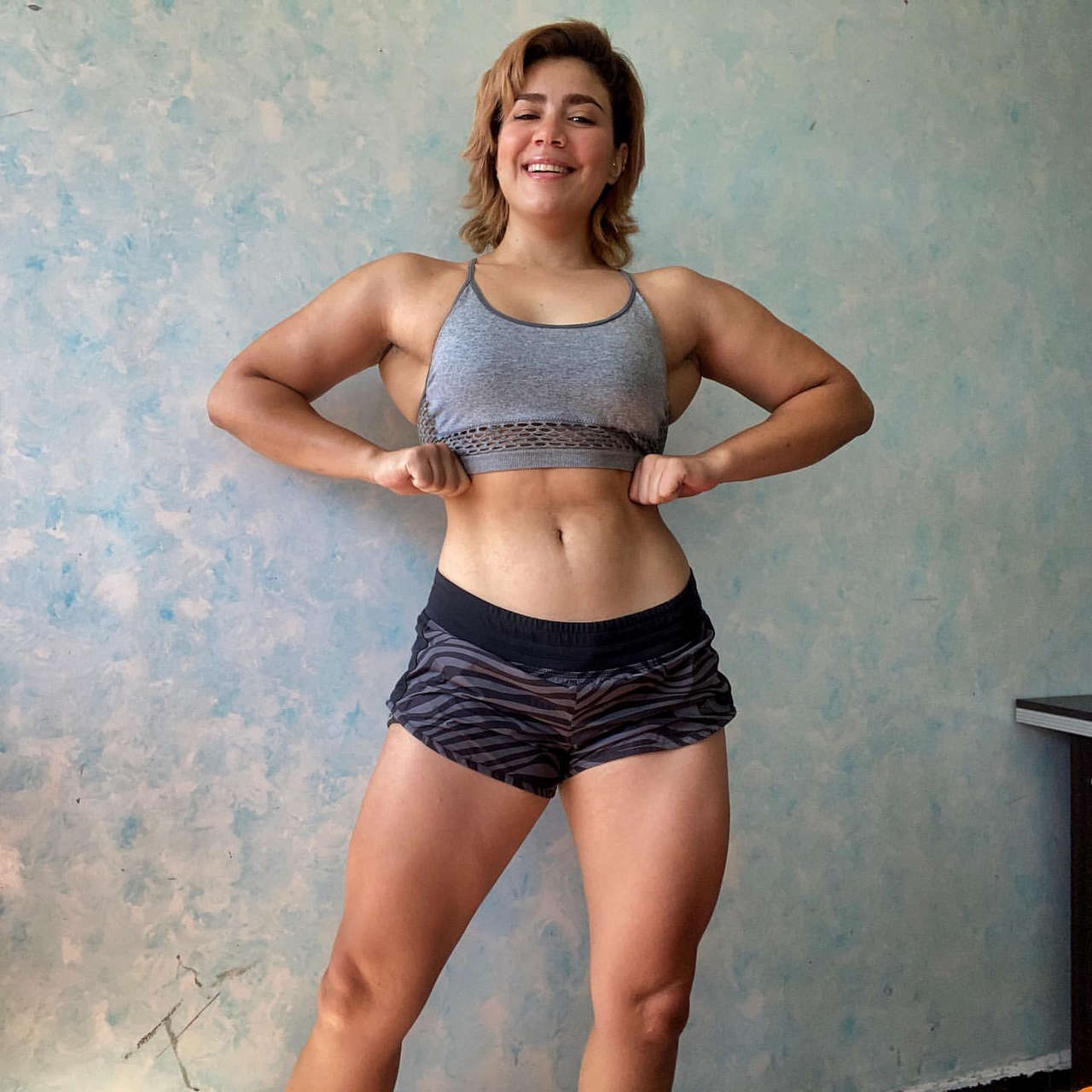 Sally Lasely Muscle