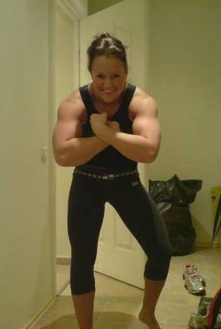 Sandra Rodland Muscles