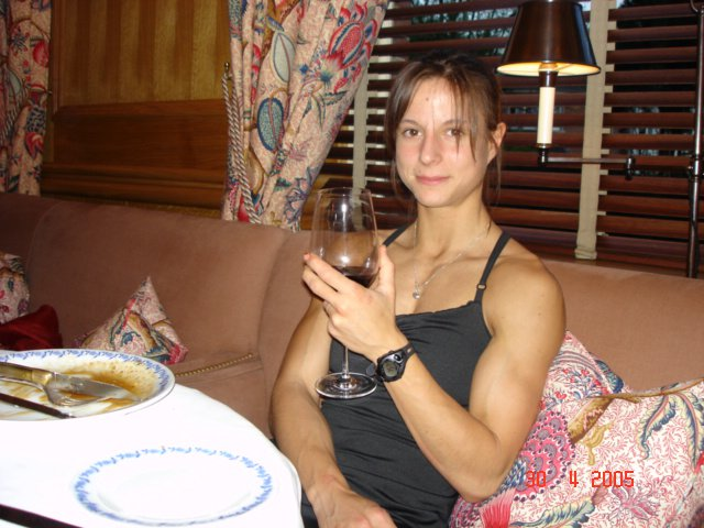 Sarah De Herdt Muscles (14 photos) - nsfwork.net