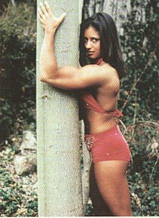 Summer Kalish Muscles