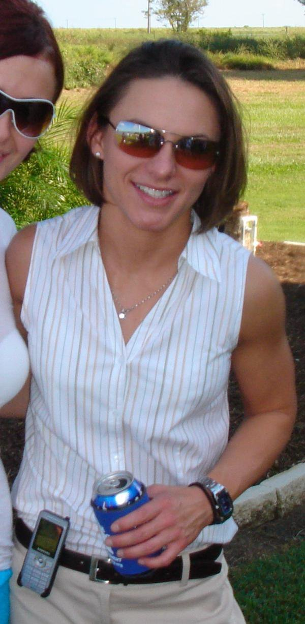Summer Rogers Muscles