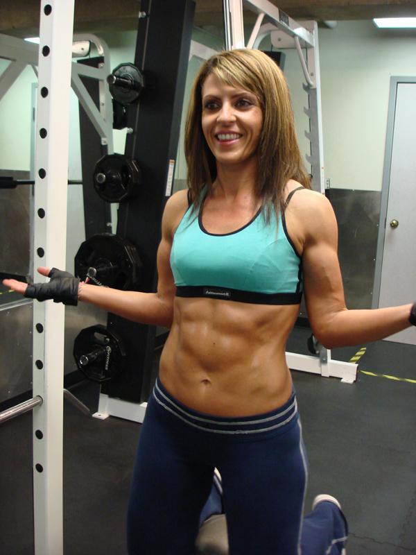 Tatyana Hristova Aka Tatichamp Muscles
