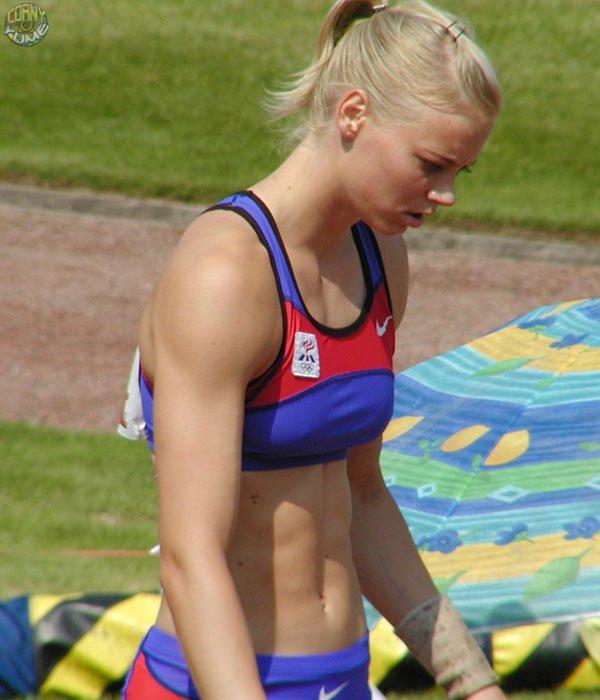 Thorey Elisdottir Muscles