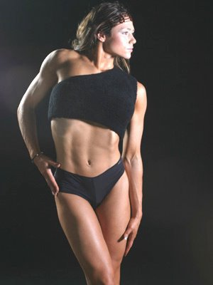 Valerie Waugaman Muscles