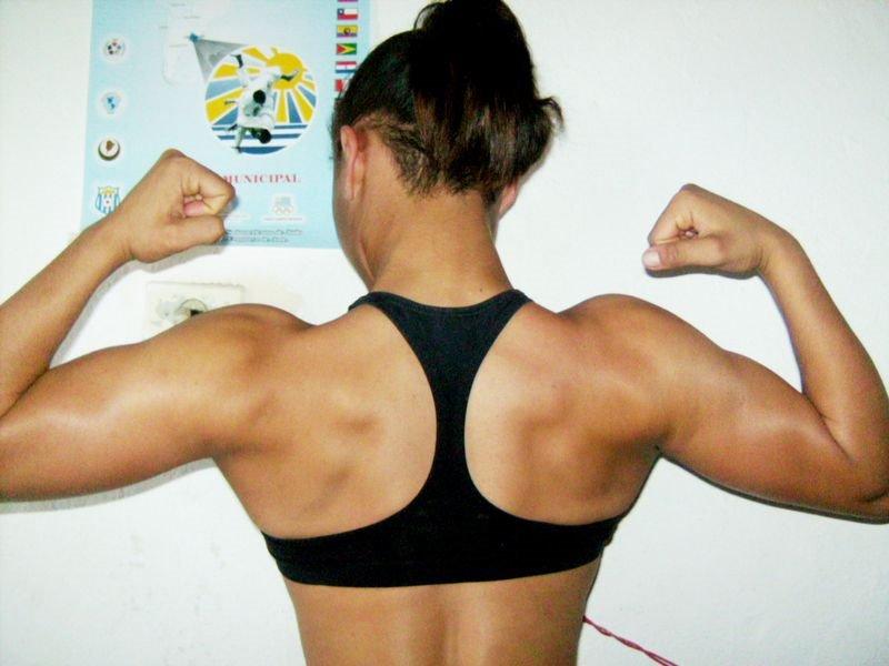 Wedja Santos Muscles