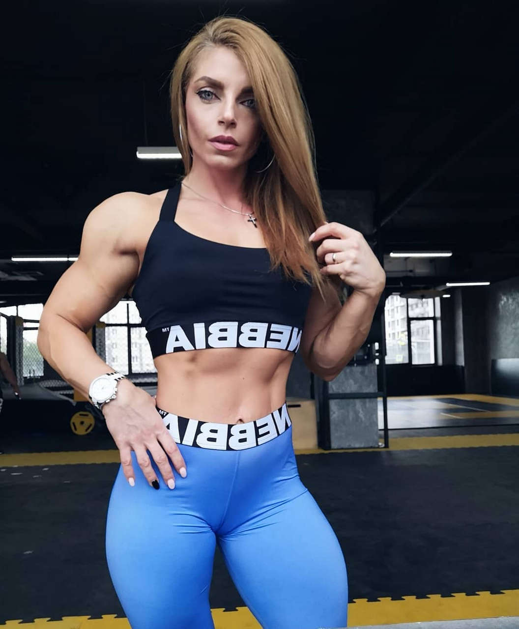 Yana Troshina Muscle
