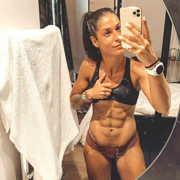Andie Mendez Muscles
