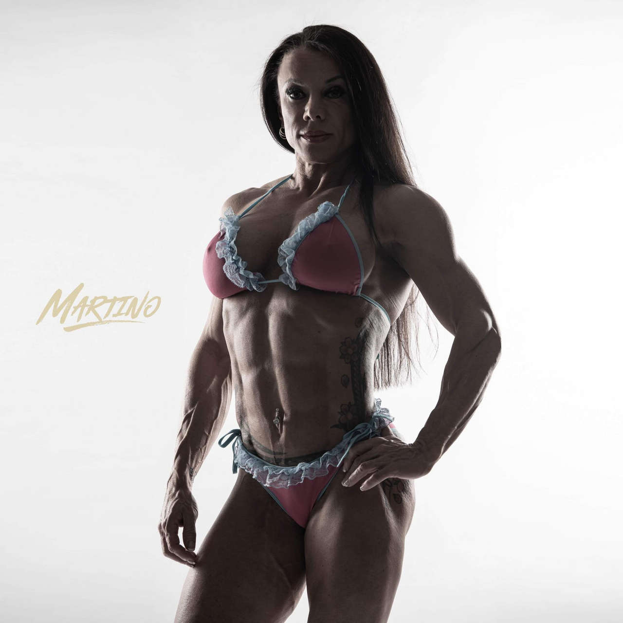 Christie Allbritton Muscles