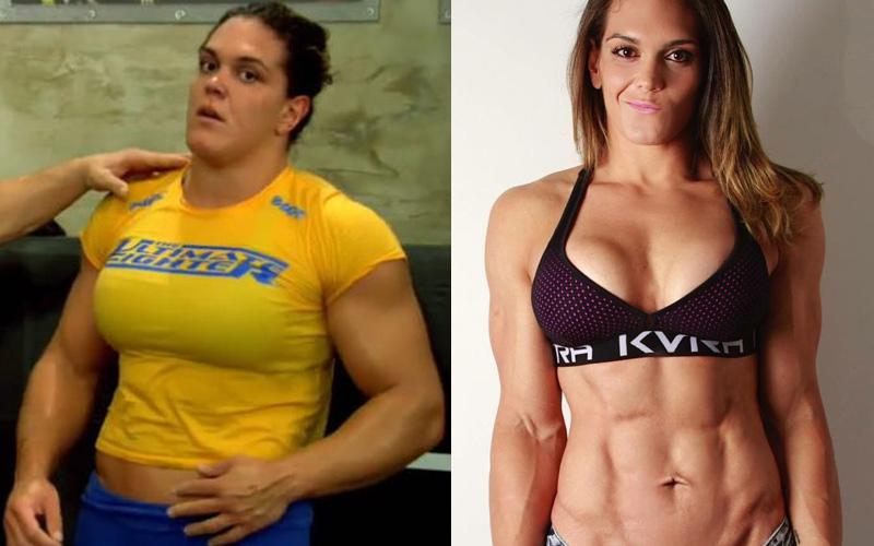 Gabi Garcia Muscles