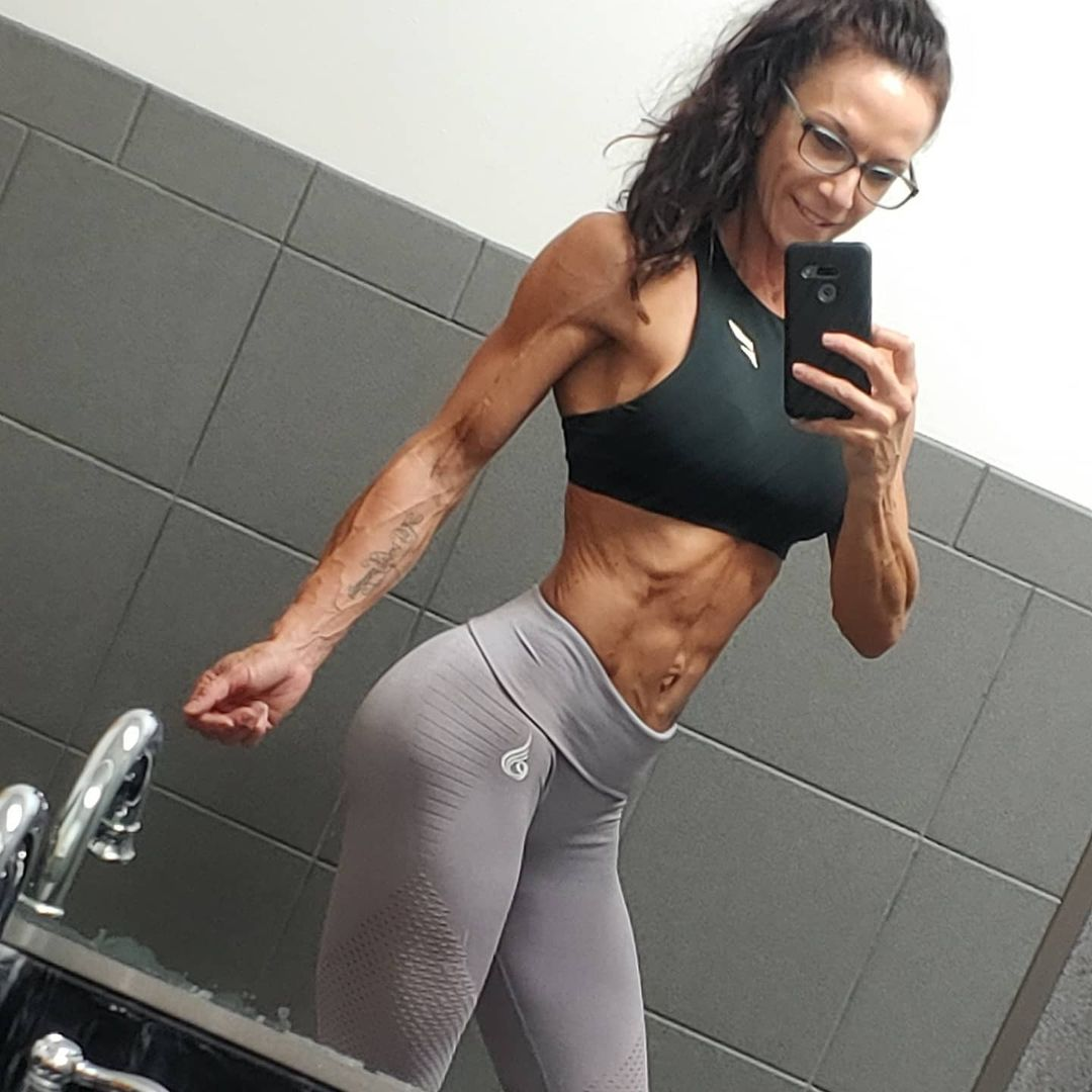 Heather Holland Muscles