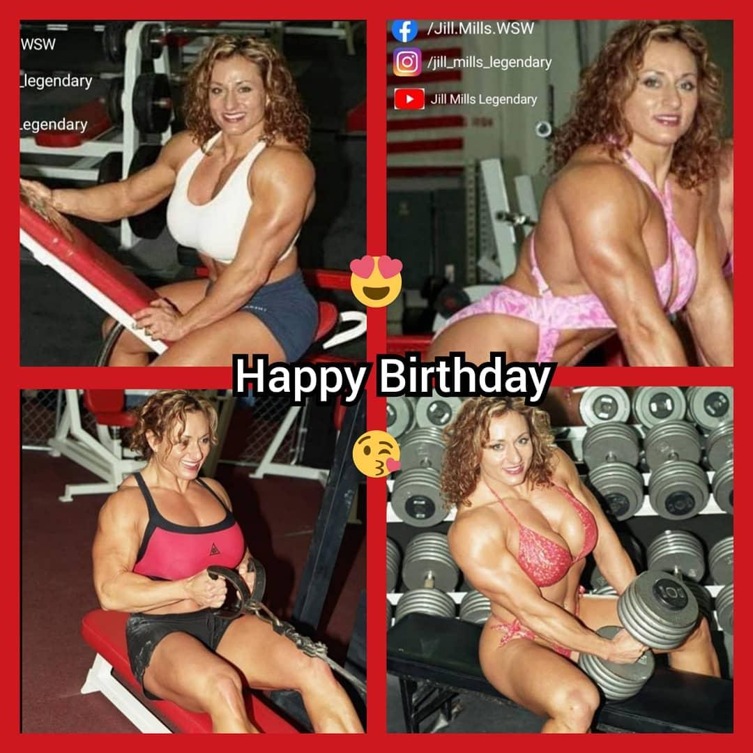 Jill Mills Muscles