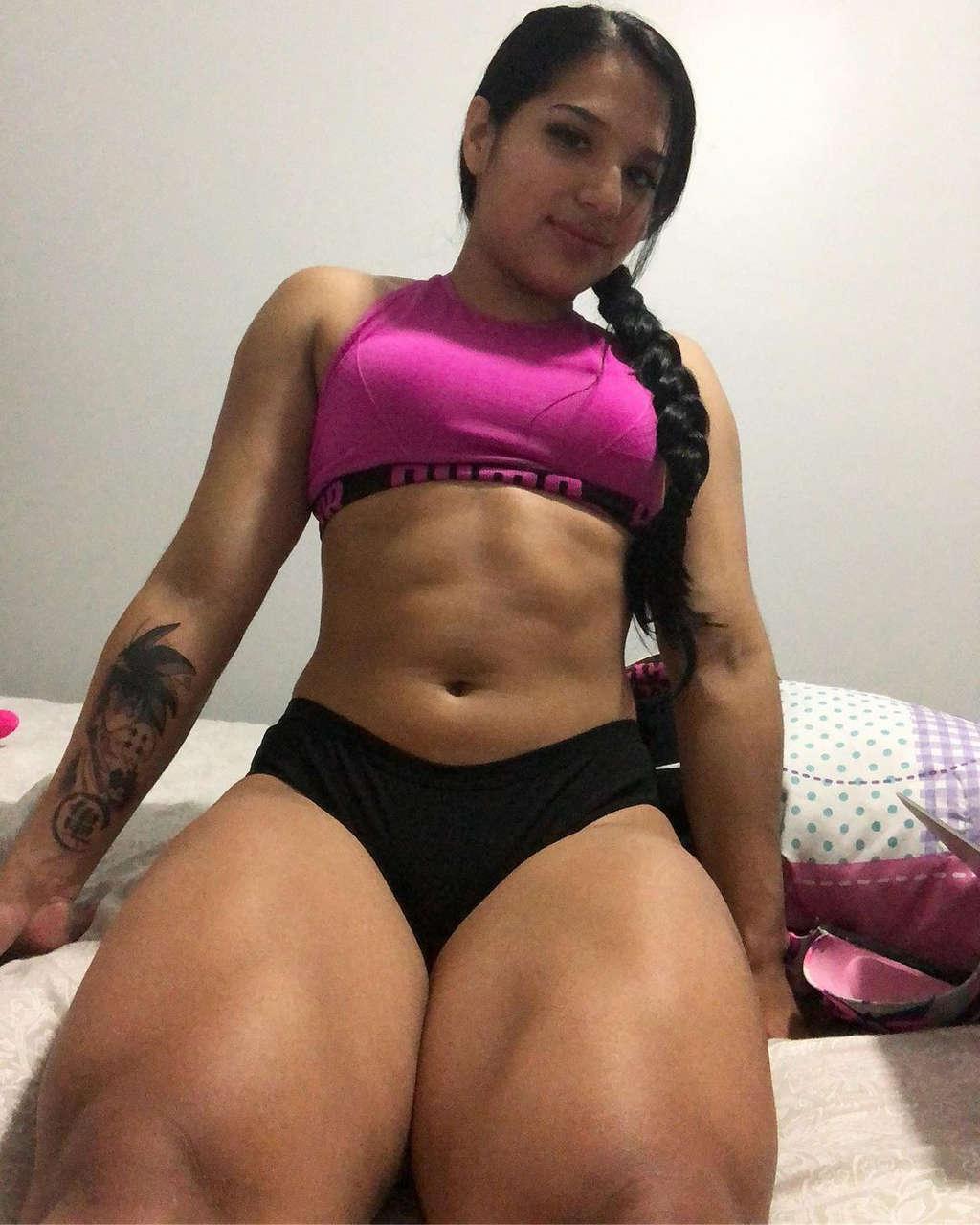 Joselyn Sweet Joly Muscles