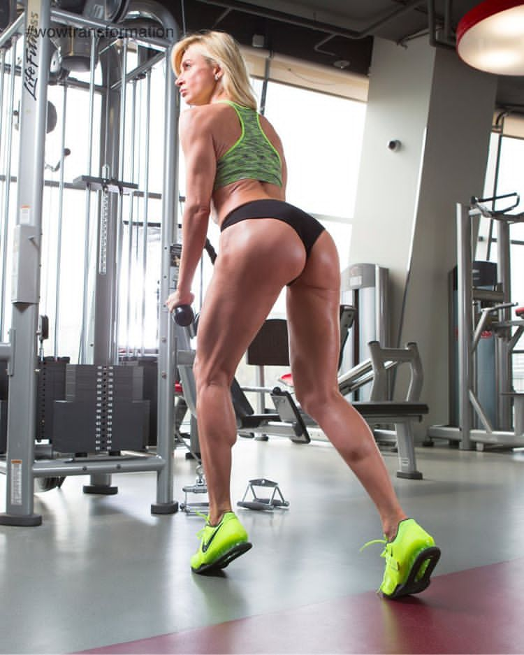 Katia Tsvetova Muscles