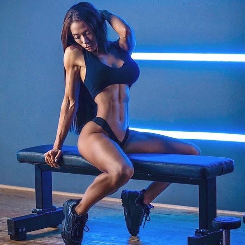 Kenya Oliveira Muscles