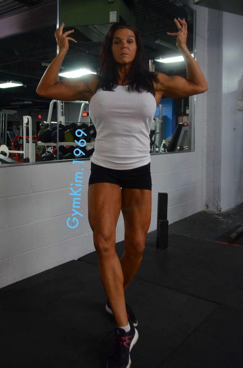 Kim Gymkim1969 Muscles